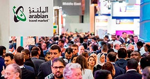 Debut at the Arabian Travel Market