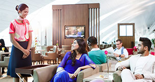 Expanded service at Dubai International