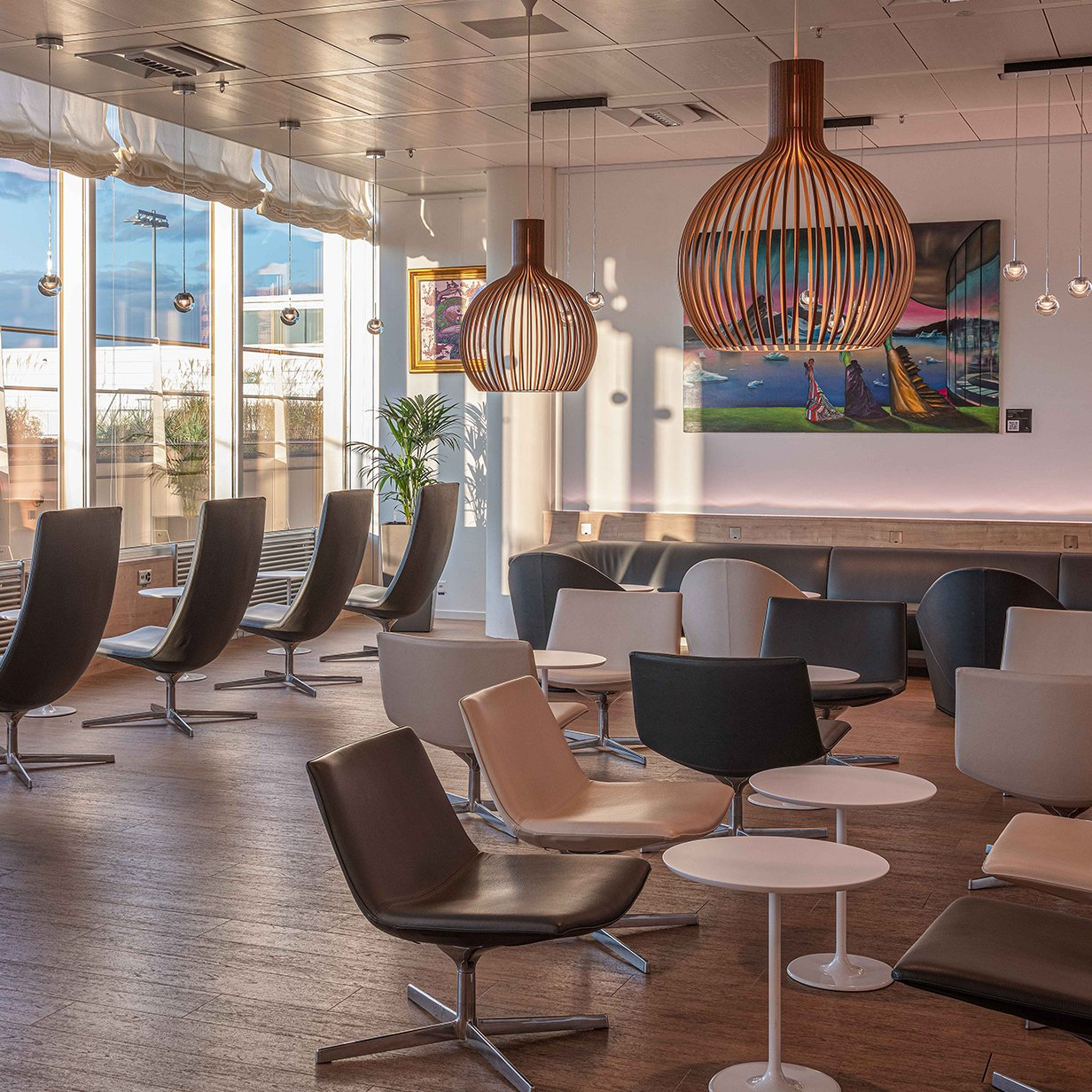 Geneva Airport Lounge, , large