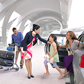 Al-Maktoum Airport Meet and Greet Service, , small