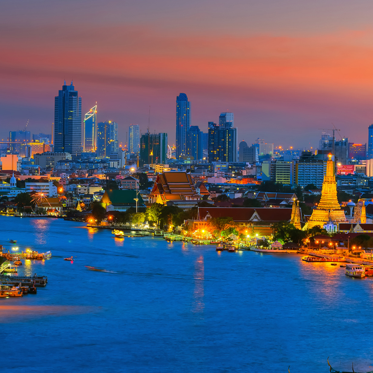 Bangkok Thailand Most Visited City In Asia-Pacific In 2017
